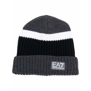 EA7 Hats Grey