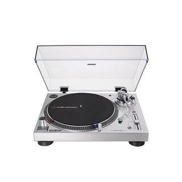Audio-Technica AT-LP120XUSB - Turntable - silver