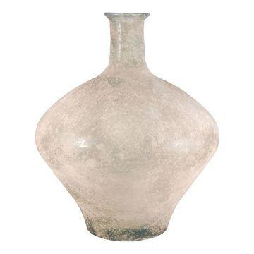 Pomeroy Medea Textured Glass Vase