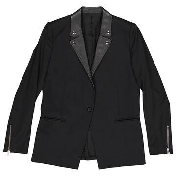 The Kooples Black Wool Jackets