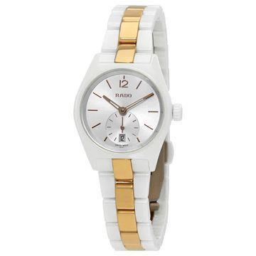 Rado True Specchio Silver Dial Ladies Watch R27085017