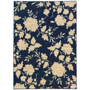 Oriental Weavers of America Barker, Blue