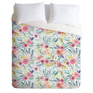 Dash and Ash Comforter & Sham Set - Deny Designs