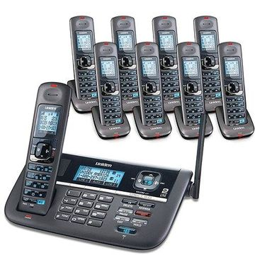 Uniden DECT4086-9 DECT 6.0 2 Line Cordless Phone System
