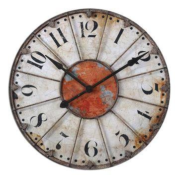 Uttermost Ellsworth Wall Clock