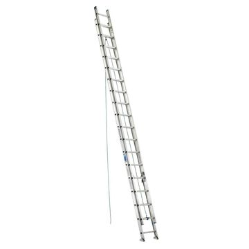 Werner D1300 Aluminum 36-ft Type 1 - 250 lbs. Capacity Extension Ladder | D1336-2