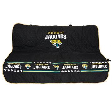 Pets First Jacksonville Jaguars Car Seat Cover