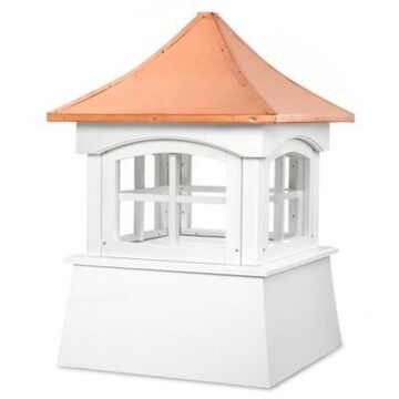 Good Directions Windsor 84-Inch x 120-Inch Cupola in White