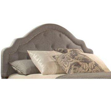 Hillsdale Furniture Belize King Upholstered Headboard in Grey