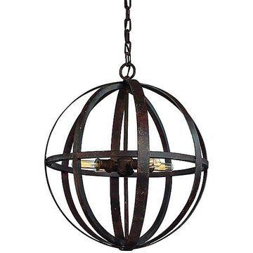 Flatiron Pendant by Troy Lighting