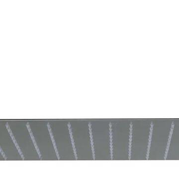 ALFI brand Polished Stainless Steel 1-Spray Rain Shower Head 1.8-GPM (6.8-LPM) | RAIN2012-PSS