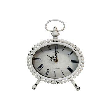 Stratton Home Decor Allie Table Clock