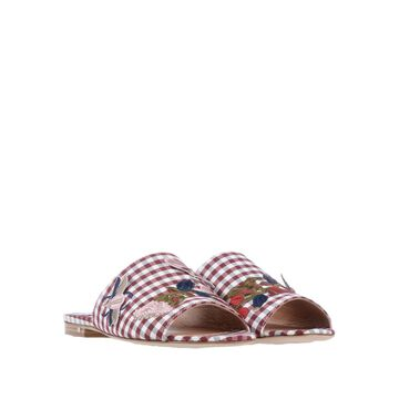 Laurence Dacade Womens Laurence Dacade Open Toe Casual Slide Sandals