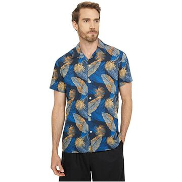 Selected Homme Joel Short Sleeve Camp Shirt
