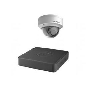 HIKvision 8-CH TURBO HD/ANALOG DVR OUTDOOR TURRET