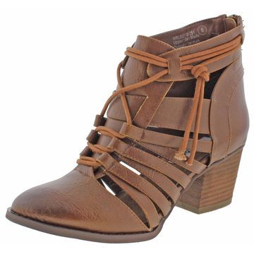 Not Rated Rusted Roots Women's Ankle Booties Boots