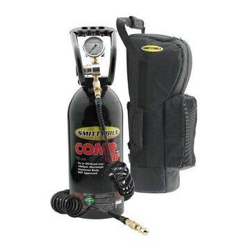 Smittybilt Compact Air System (Black) - 2747