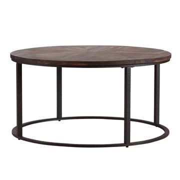 Boston Loft Furnishings Galak Natural Reclaimed Wood Coffee Table   ATG0862CK