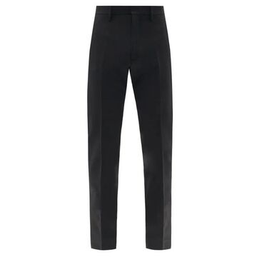 Dsquared2 - Cool Guy Slim-leg Twill Trousers - Mens - Black
