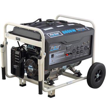 Pulsar PG6000 6000w Portable Generator