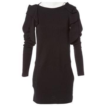 Vanessa Bruno Black Wool Dresses