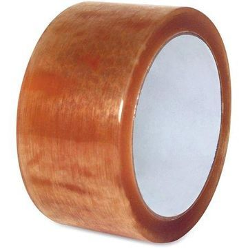 Sparco, SPR74962, Natural Rubber Carton Sealing Tape, 36 / Carton, Clear