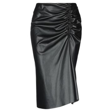 GOLD CASE 3/4 length skirt