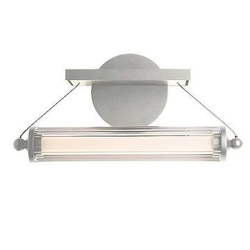 Hubbardton Forge Libra LED Sconce - Color: Clear - 209105-1009