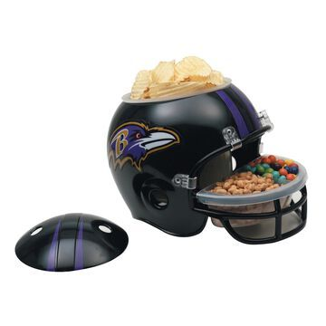 Baltimore Ravens WinCraft Party Snack Helmet