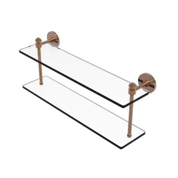 Allied Brass Southbeach-Tier Bathroom Shelf