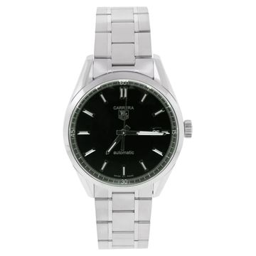Tag Heuer Men's WV211B.BA0787 Carrera Automatic Stainless Steel Watch
