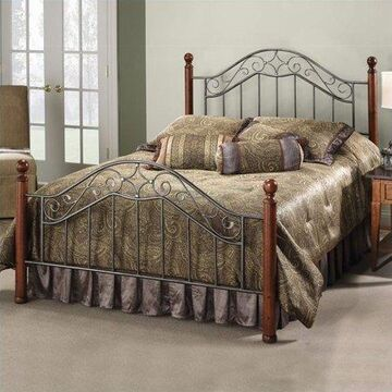 Hillsdale Furniture Martino Full Bed with Bedframe