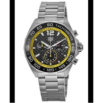 Tag Heuer Formula 1 Chronograph Black Dial Stainless Steel Men's Watch CAZ101AC.BA0842 CAZ101AC.BA0842