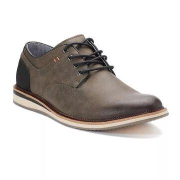Sonoma Goods For Life Freer Men's Dress Shoes, Size: Medium (8.5), Grey
