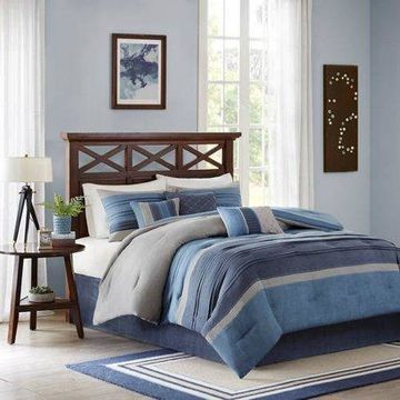 Home Essence Rodgers Comforter Set