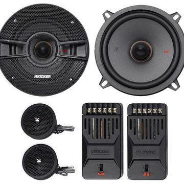 ''Kicker 44KSS504 5.25'''' 200 Watt Car Audio Component Speakers Pair KSS50''