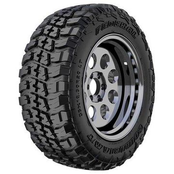 Federal Couragia M/T Off-Road Mud-Terrain Tire - LT285/70R17 LRE/10ply