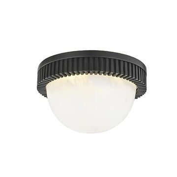 Hudson Valley Ainsley Ceiling Light in Old Bronze