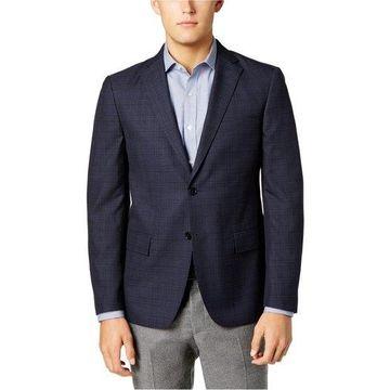 Ryan Seacrest Distinction Mens Windowpane Sport Coat