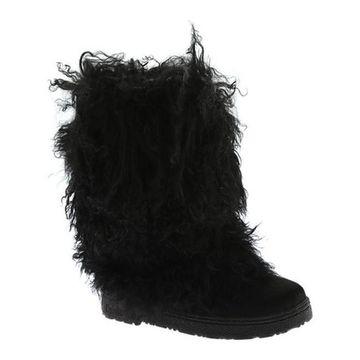 Bearpaw Women's Boetis II Black