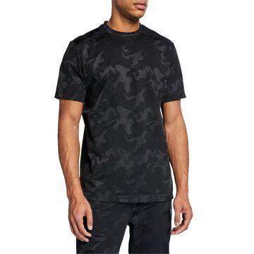 Men's Short-Sleeve Camo T-Shirt