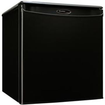 Danby Black 1.7 Cu. Ft. Compact Refrigerator