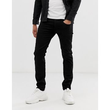 Replay Anbass stretch slim fit jeans in black