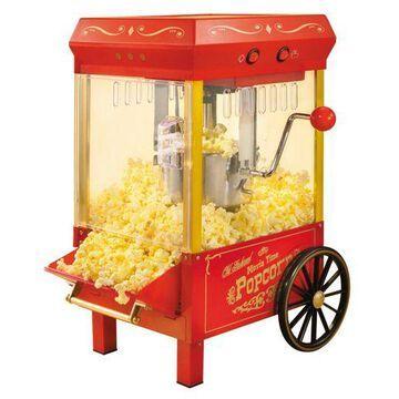 ''Nostalgia Electrics KPM508 Vintage Collection Kettle Popcorn Maker , New, Free S''