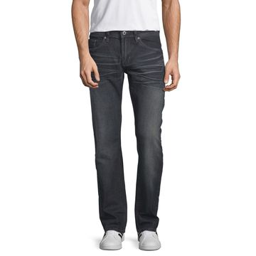 i jeans by Buffalo Mens Straight Fit Jean