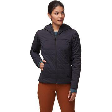 First Light Hooded Insulated Jacket - Women's