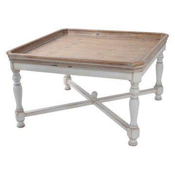 Alcott Coffee Table, Square, 33x33x19