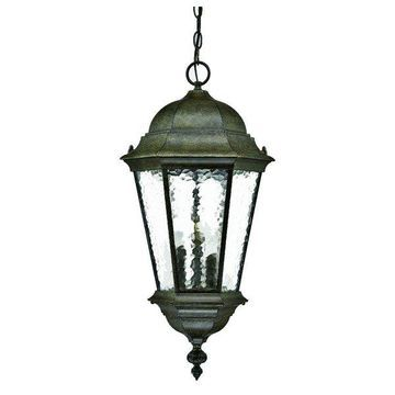 Acclaim Lighting 5526 Telfair 3 Light Outdoor Pendant