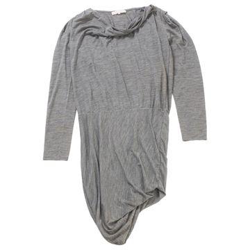 Vanessa Bruno Grey Cotton Dresses