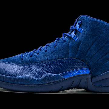 Air Jordan 12 Retro Shoes - Size 8